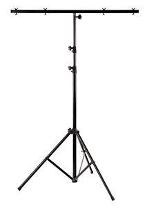 Licht-Stativ-Licht-Effekt-Staender-T-Bar-Quertraeger-Traverse-Light-Stand-2-5m