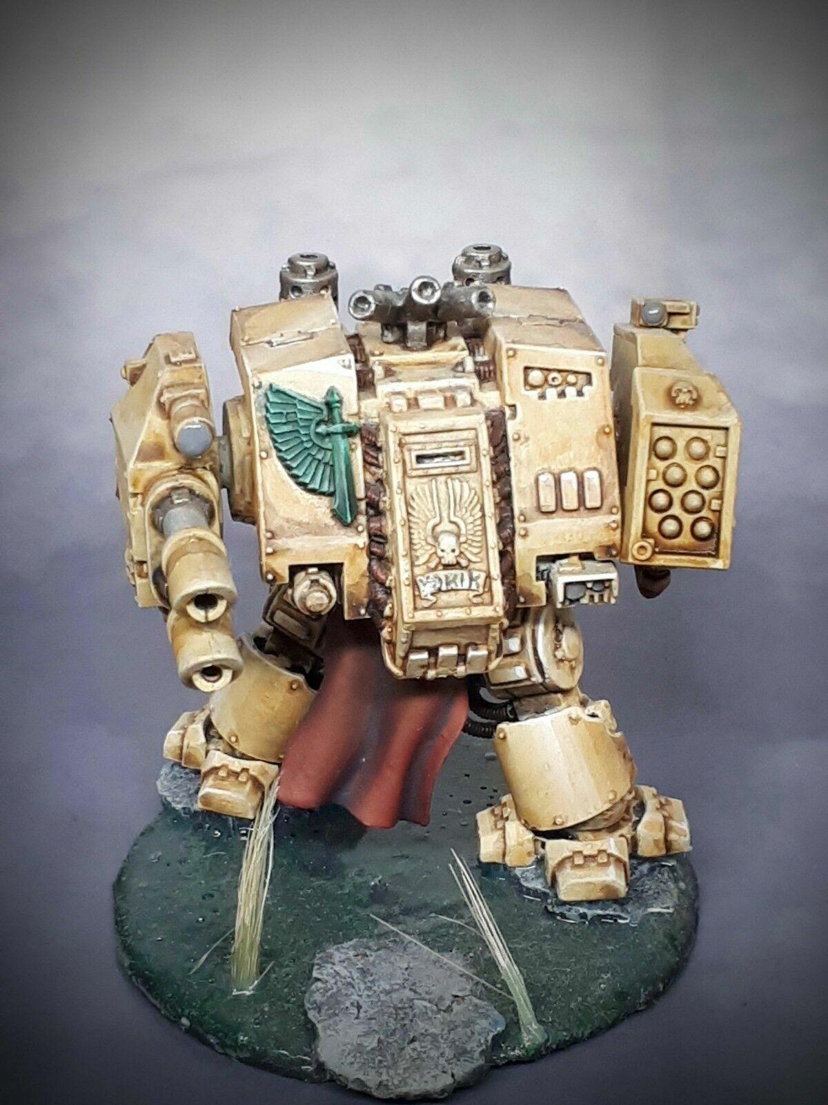 dreadnought citadel model dark angels warhammer 40k SPACE MARINES