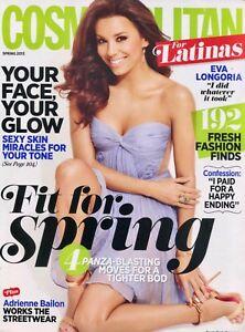 Eva Longoria Cosmopolitan For Latinas Magazine