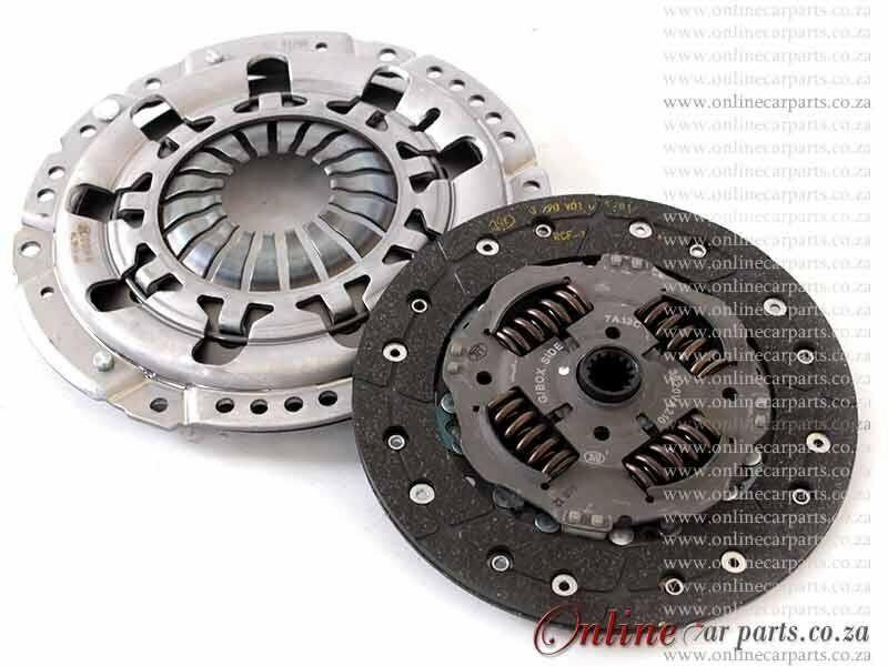 Opel Meriva 1.6 Z16XE 03-08 1.8 Z18XE 04-06 Zafira 1.8 Z18XE 01-06 205mm 14 Splines Clutch Kit