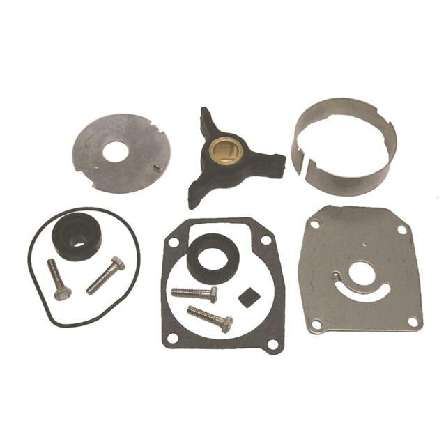 Water Pump Impeller Kit for Johnson Evinrude OMC 436957  Sierra 18-3389 Outboard