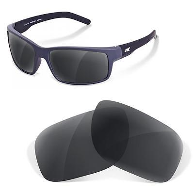 Lentes SURE de Recambio Polarizada para Arnette 4182 Hot Shot Black Iridium