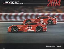 2014 IMSA TUDOR Road Atlanta Petit Le Mans SRT Viper GTS-R Hero Card