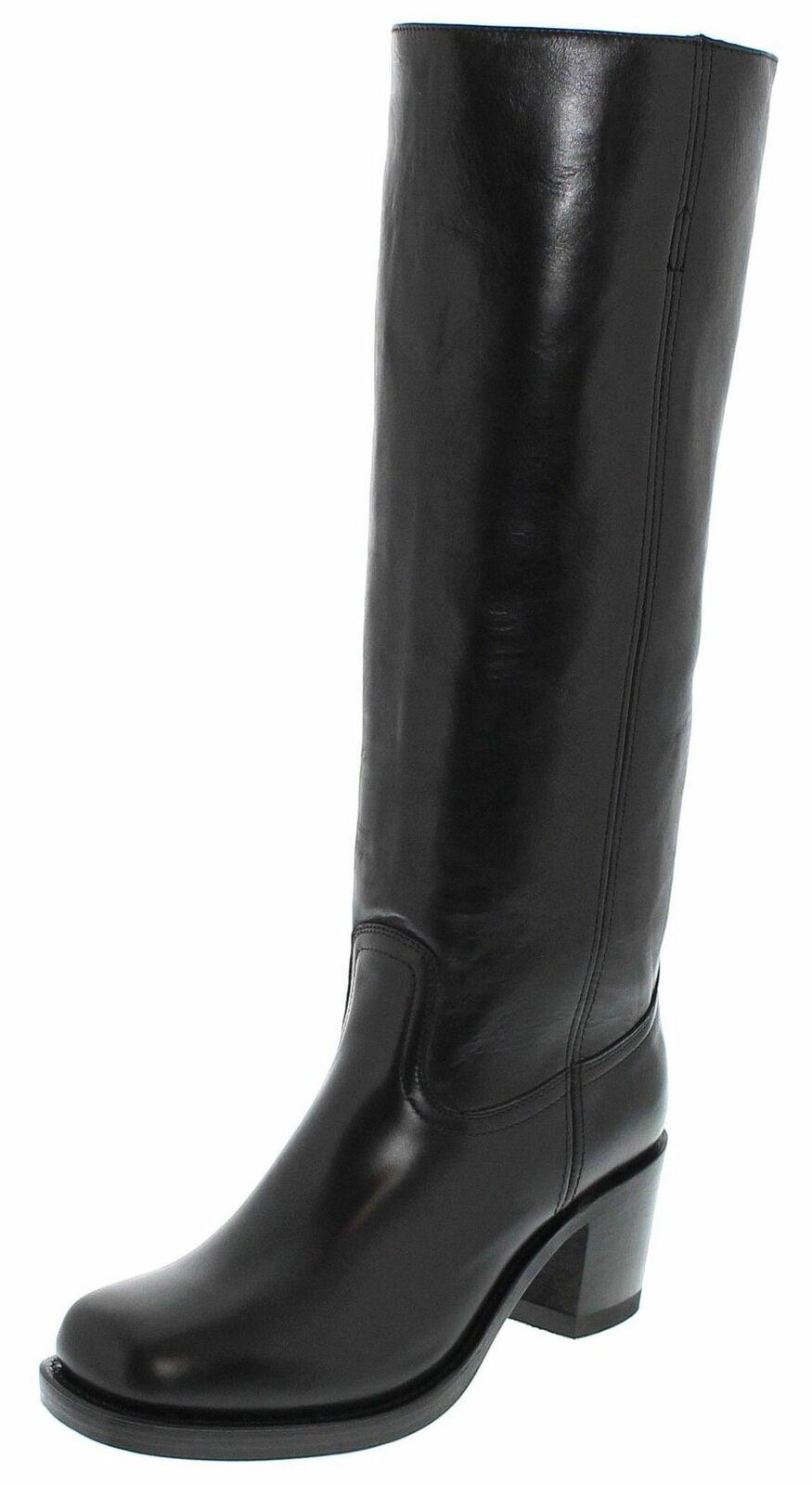 prodotti creativi Sendra stivali 12987 Gracy Gracy Gracy nero Stivali Di Pelle Per Donna Nero Stivali da donna  autorizzazione ufficiale