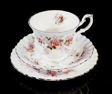 Beautiful Royal Albert Lavender Rose Trio