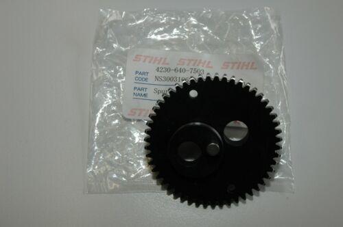 4230 Original Stihl Getriebe Zahnrad für Kombiwerkzeuge HL-KM FH-KM