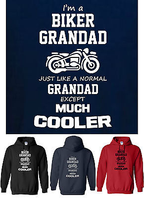 Fishing Dad Normal Except Cooler Drowning Worms SWEATSHIRT jumper birthday gift