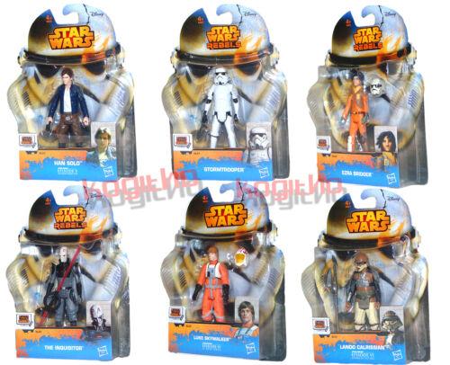 Star Wars Sammelfigur Actionfigur Figur Hasbro Han Solo Luke Skywalker Sammler