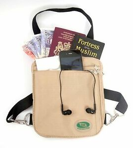 Hajj Safe - Hajj   Umrah Secure Side Bag   Neck Bag   eBay 3d63f2aeba