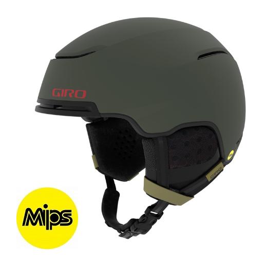 Giro Jackson´19 MIPS Gr.L (59-62.5cm) Herren Ski Snowboard Wintersport Helm oliv