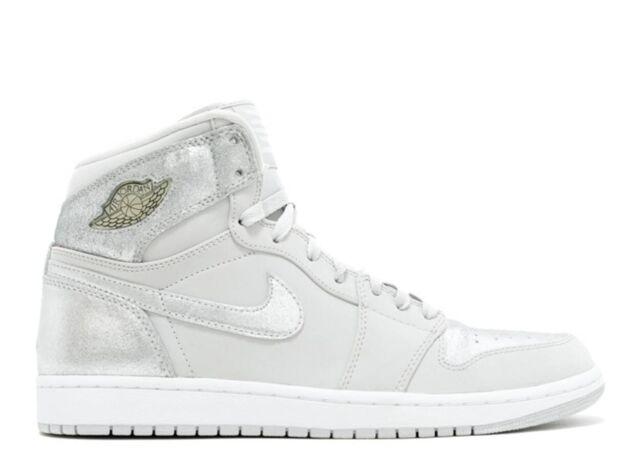 Nike Air Jordan Retro 1 High OG Silver