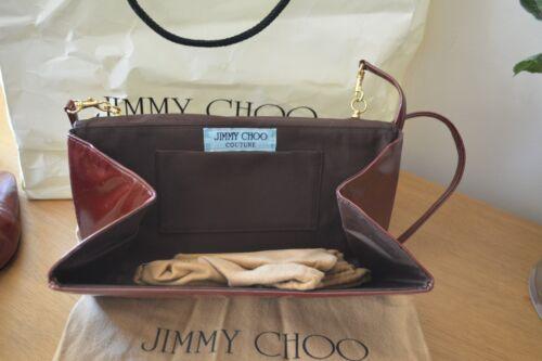 pochette Choo Sac Et Handmade Gorgeous Bottes Main Sac Jimmy Designer Couture BqwAOA