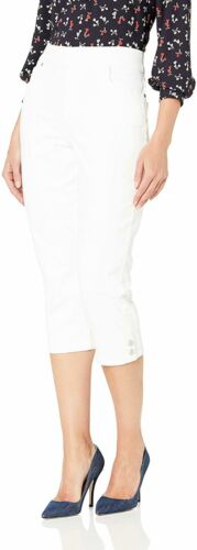 Gloria Vanderbilt Women/'s Avery Pull on Capri Choose SZ//Color