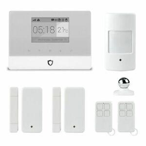 Antifurto casa senza fili wireless GSM con APP italiano sensori wireless 433mhz