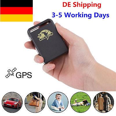 GPS Tracker TK102B GSM GPRS SMS Sender PC online Überwachung Mehr für Kunden