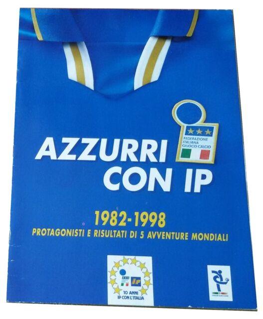 Azzurri con IP Conjunto Completo Cromos + Album Vacío Merlin