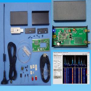 100KHz-1-7GHz-full-band-UV-HF-RTL-SDR-USB-Tuner-Receiver-DIY-KITS-w-U-V-antenna