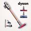 miniature 1 - Dyson V10 Absolute Sans fil cordon-Free Aspirateur-full set