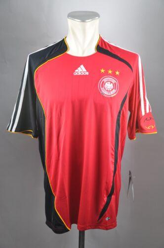Deutschland Trikot Gr. L Adidas WM 2006 Nationalmannschaft DFB EM Away Germany