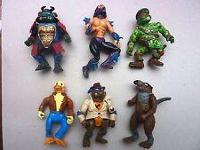JOUET FIGURINE LOT SAMOURAI Tortues NINJA SPLINTER TMNT mutant ninja turtles