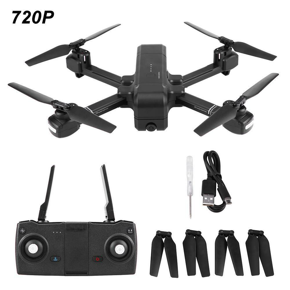 SJRC Z5 RC Drone 2.4G 720P Camera Wifi FPV GPS Following Hand Gesture Shooting