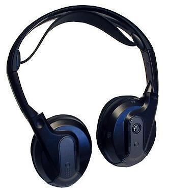 2 X Rosen doble canal infrarrojos de reemplazo para auriculares