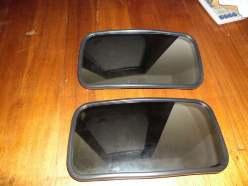 MIRRORS TO SUIT EXCAVATORS EARTHMOVING EQUITMENT { ONE PAIR }