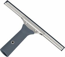 LEWI 10514 Fensterwischer 15 cm Soft Grip Wischer Griff + S-Schiene + Gummi HART