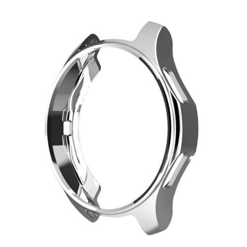 Galvanische TPU Gehäuse für Samsung Gear S3 Frontier Schutzhülle Frame DE