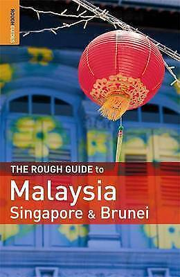 """AS NEW"" The Rough Guide to Malaysia, Singapore and Brunei, Lim, Richard, de Led"