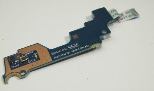 6050a2560301 HP Elitebook 840 g1// 745 G2 Power button board