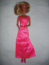 VINTAGE Working 1978 Mattel Kissing Barbie Redressed