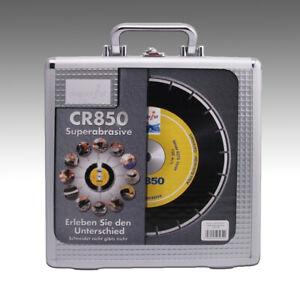Marcrist-CR850-Super-Abrasive-230mm-x-22-23mm-Stahl-Guss-Stahlbeton-PREMIUM-Set