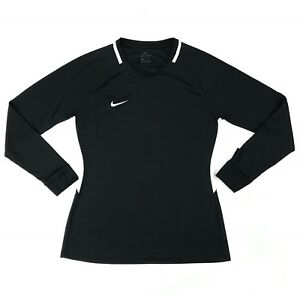 check out 34e64 6bfa9 Image is loading New-Nike-Park-3-Soccer-Goalkeeper-Jersey-Women-