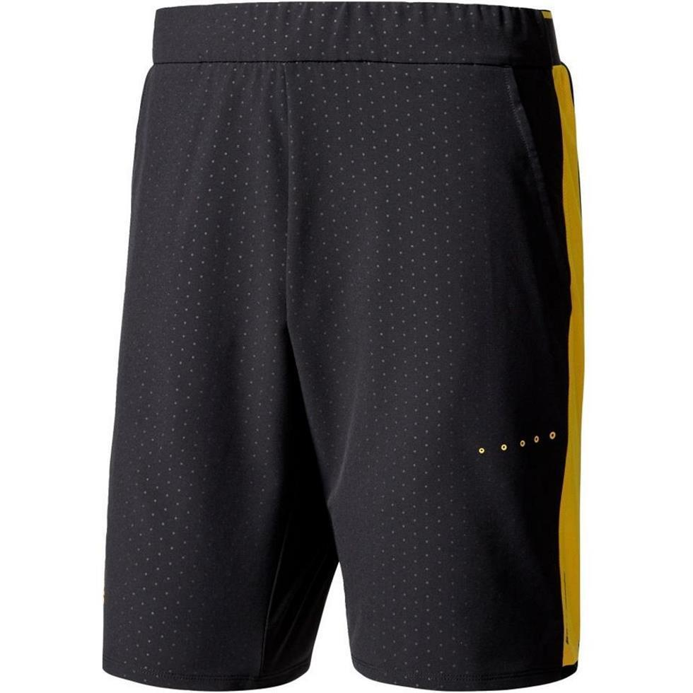 Adidas Mens Barricade Woven 8.5 Inch Tennis Shorts - NEW - Climacool