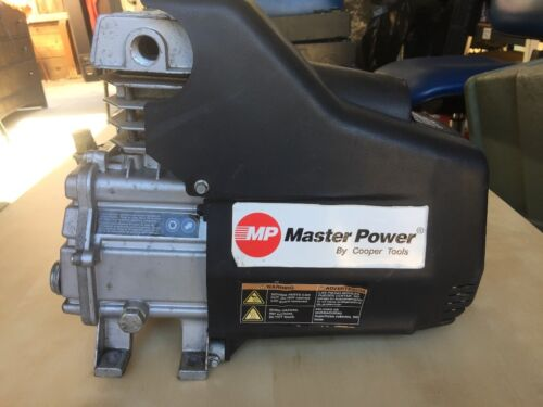 MP Master Power By Cooper Tools Good Condition