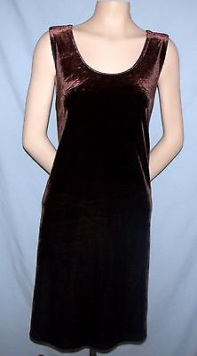 Amiable Dividends Velour Maternity Dress Size Large (estimate 14) Career Lovely Luster