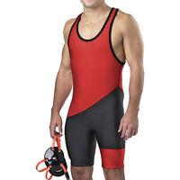 Cliff Keen Sudden Victory Wrestling Compression Gear Singlet Lhp43j