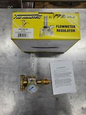 Tig Master Pxrf1430 580 Flowmeter Regulator Argon