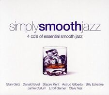 VARIOUS ARTISTS - SIMPLY SMOOTH JAZZ NEW CD