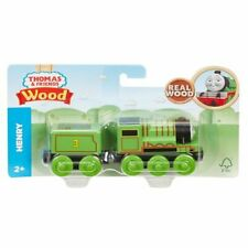 Thomas Friends Wood Wooden Henry Train Engine Fisher GHK13