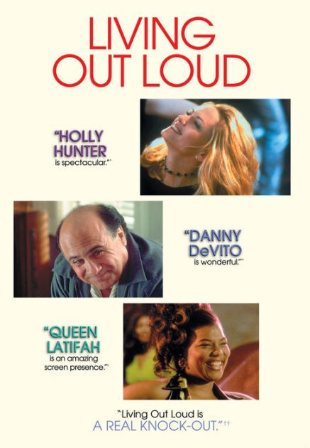 LIVING OUT LOUD - DVD - Region Free - Sealed