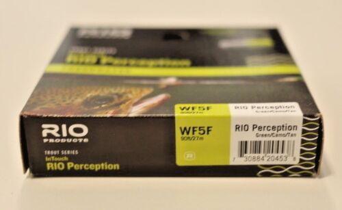 Rio Intouch Rio Perception WF5F LIGNE MOUCHE un mode de livraison prioritaire gratuit 6-20453