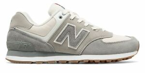 20ddd5ae120 New Balance Male Men s 574 Retro Sport Mens Lifestyle Grey With ...