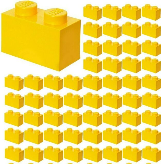 1X2 LEGO DOT LIGHT GREY BRICKS LOT OF 25 PARTS #3004 1 X 2 Star Wars Color