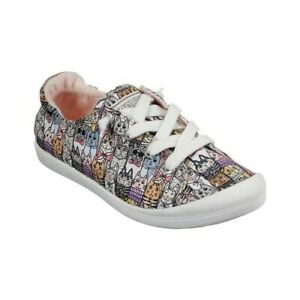Skechers-Women-039-s-BOBS-Beach-Bingo-Kitty-Cruiser-Sneaker