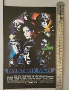 Mystery-Men-Movie-RARE-Print-Advertisement