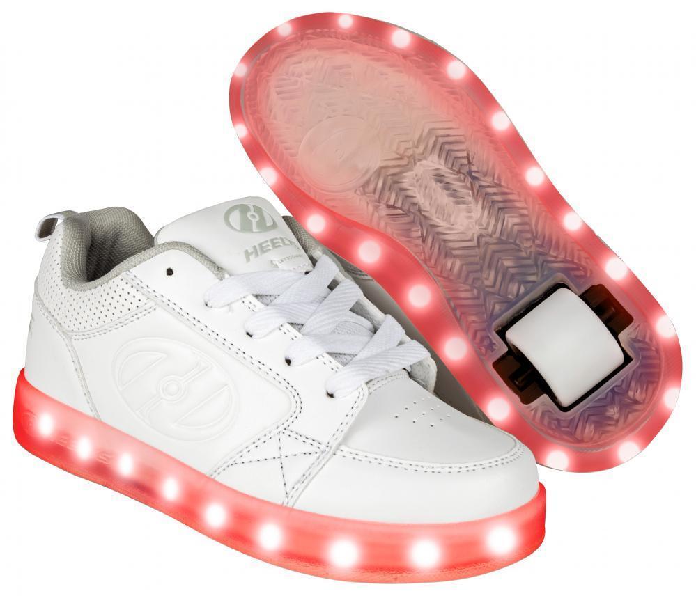 Heelys Premium 1 Lo Größe kids/adult Wheel Trainers/Skates 3 different colors