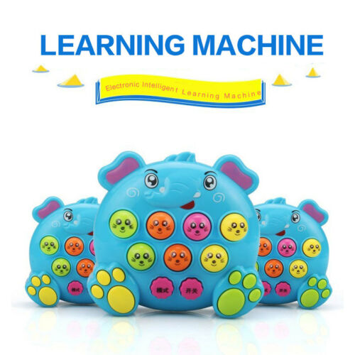 Baby Kids Plastic Music Toys Knock Hit Gophers Game Educational Instrumentos Toy