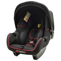 Official Ferrari Gran Tourismo Car Seat Baby Infant Carrier Beone Sp Adac